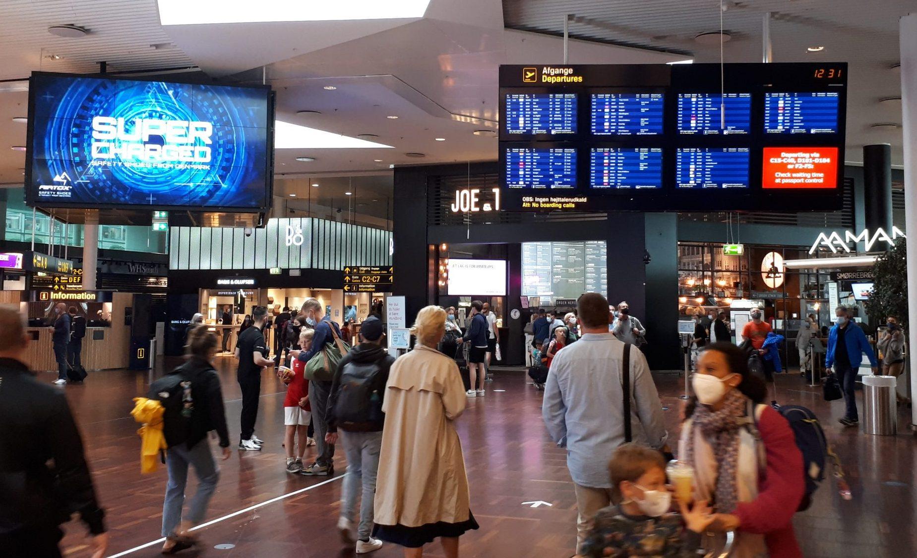 American Express Global Business Travel i Danmark er blandt de tre største rejsebureauer indenfor forretningsrejser. Arkivfoto: Henrik Baumgarten.