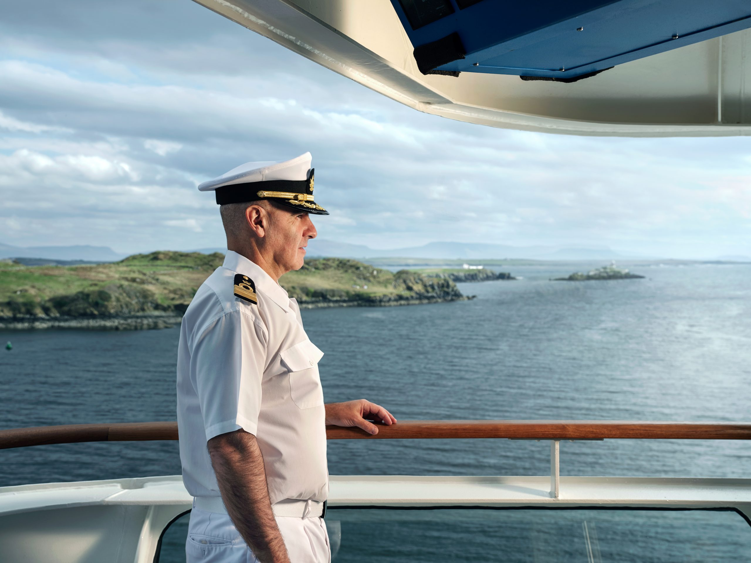 Silversea Cruises udvider næste år sin servicepakke til også at omfatte afhentning i hjemmet før krydstogtet. Pressefoto: Silversea Cruises.