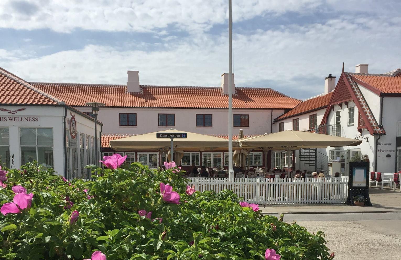 Ruths Hotel i Skagen. (Foto: Ruths Hotel   Facebook)