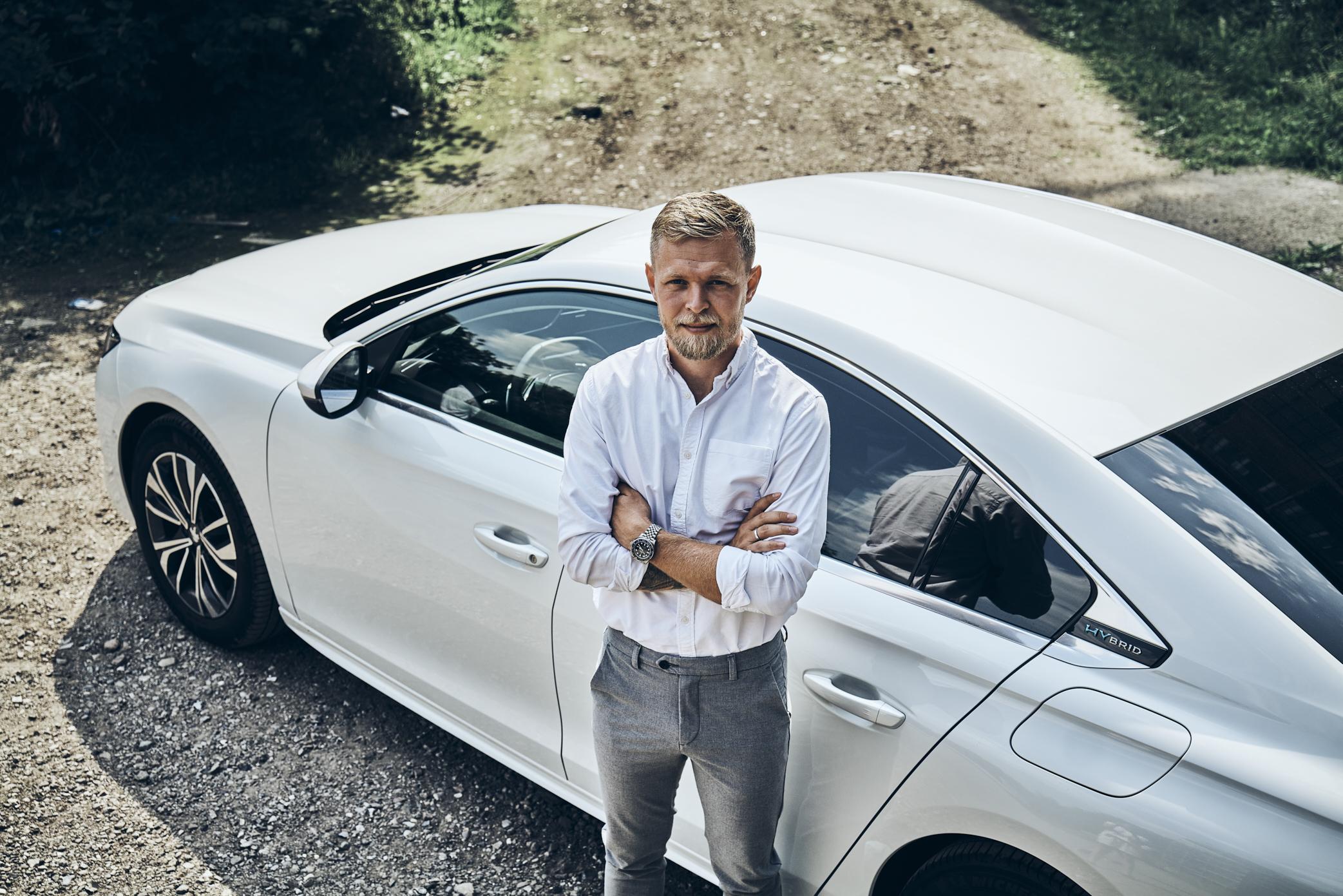 Kevin Magnussen er hyret som ny ambassadør for Sixt Biludlejning i Danmark. Foto for Sixt: Keen Heick-Abildhauge.