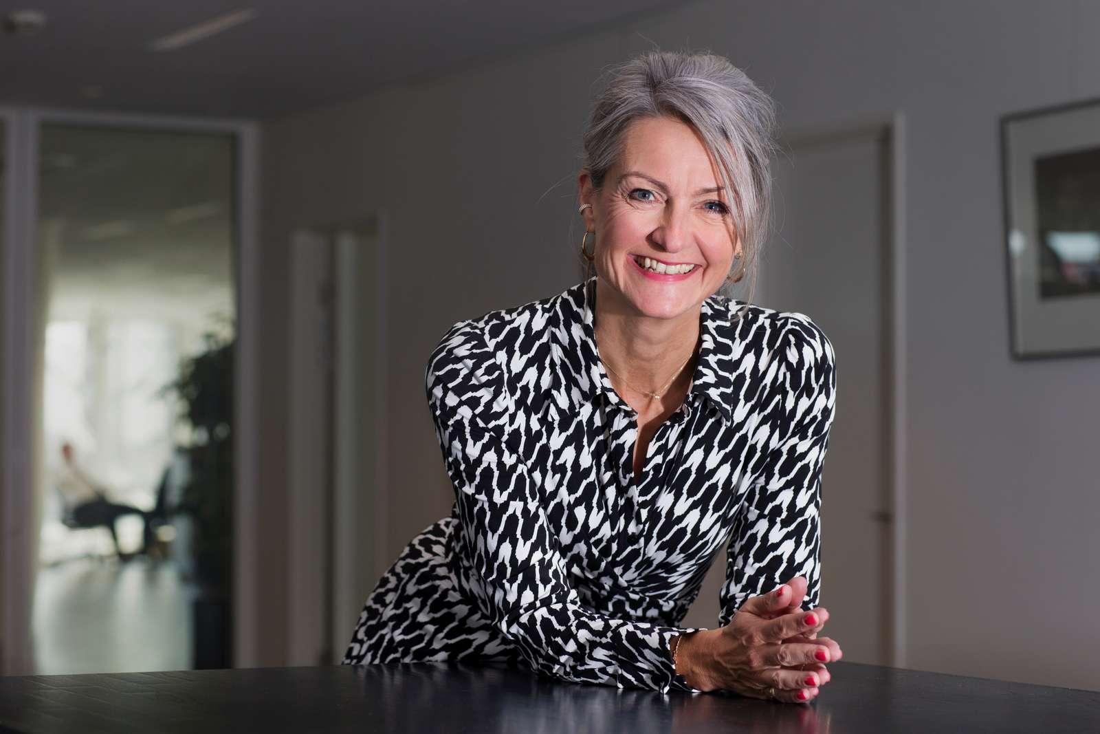 Henriette Søltoft, en af vicedirektørerne i Dansk Industri, med blandt andet ansvar for turisme og oplevelse. Pressefoto for Dansk Industri: Sif Meincke.