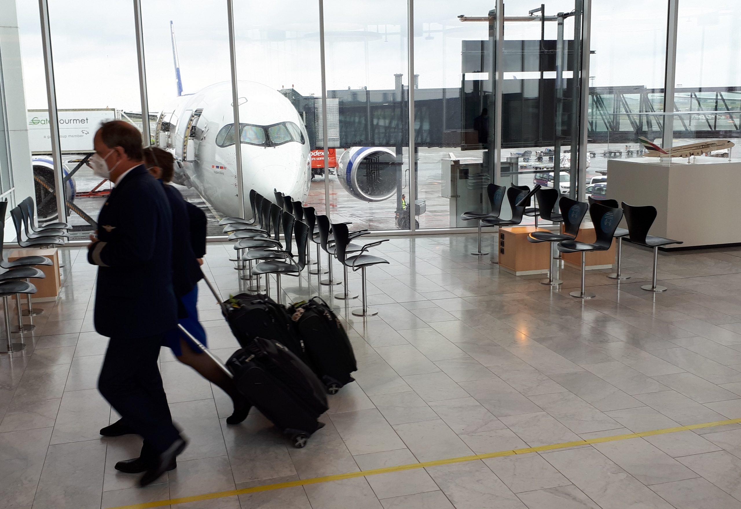 I kraft af flere åbninger mellem landene og øget efterspørgsel på flybilletter kommer der også flere passagerer. Arkivfoto fra Københavns Lufthavn: Henrik Baumgarten.