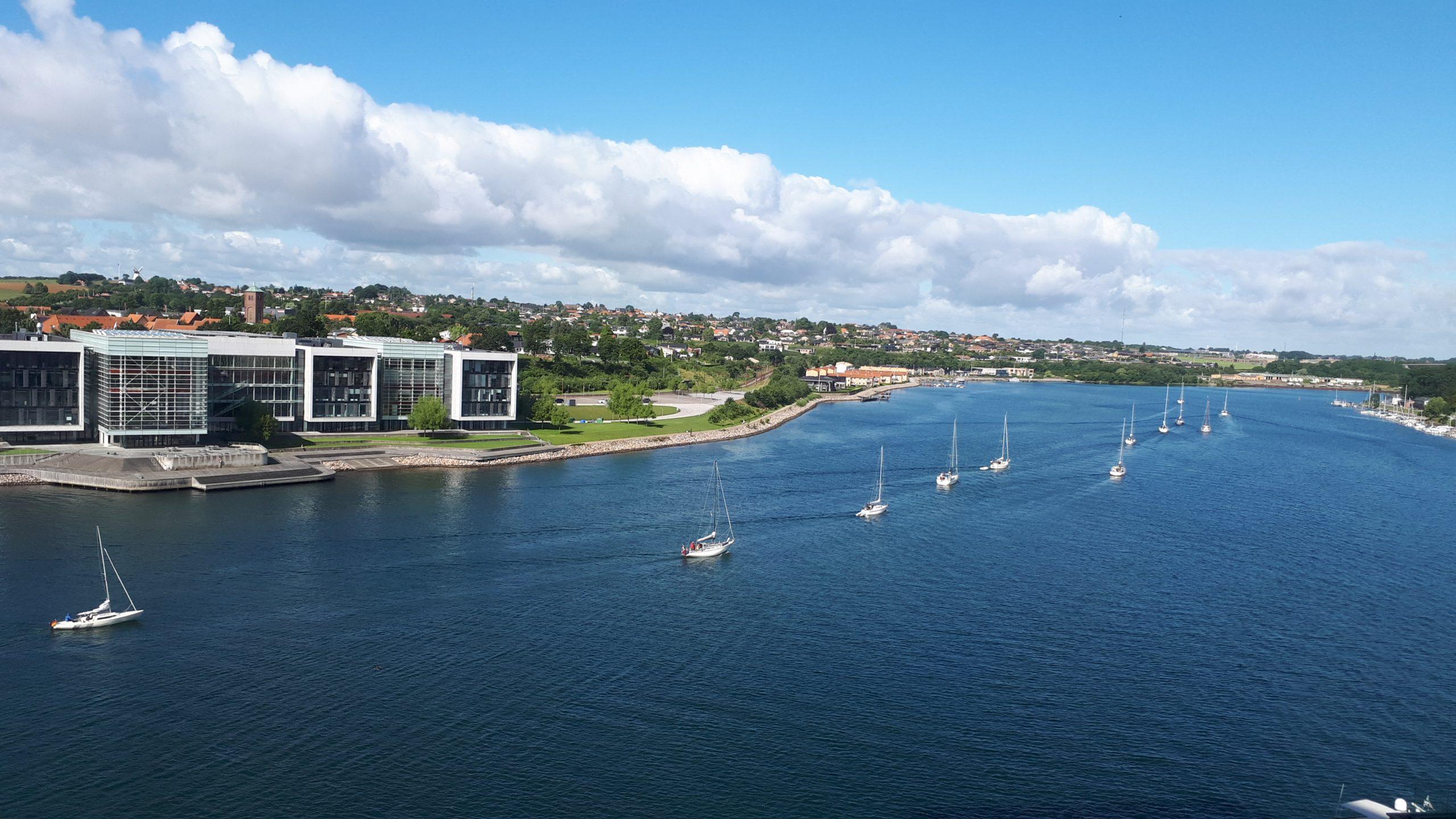 Sønderborg skal i juni 2022 være vært for en stor international konference om energieffektivisering. Foto: Henrik Baumgarten