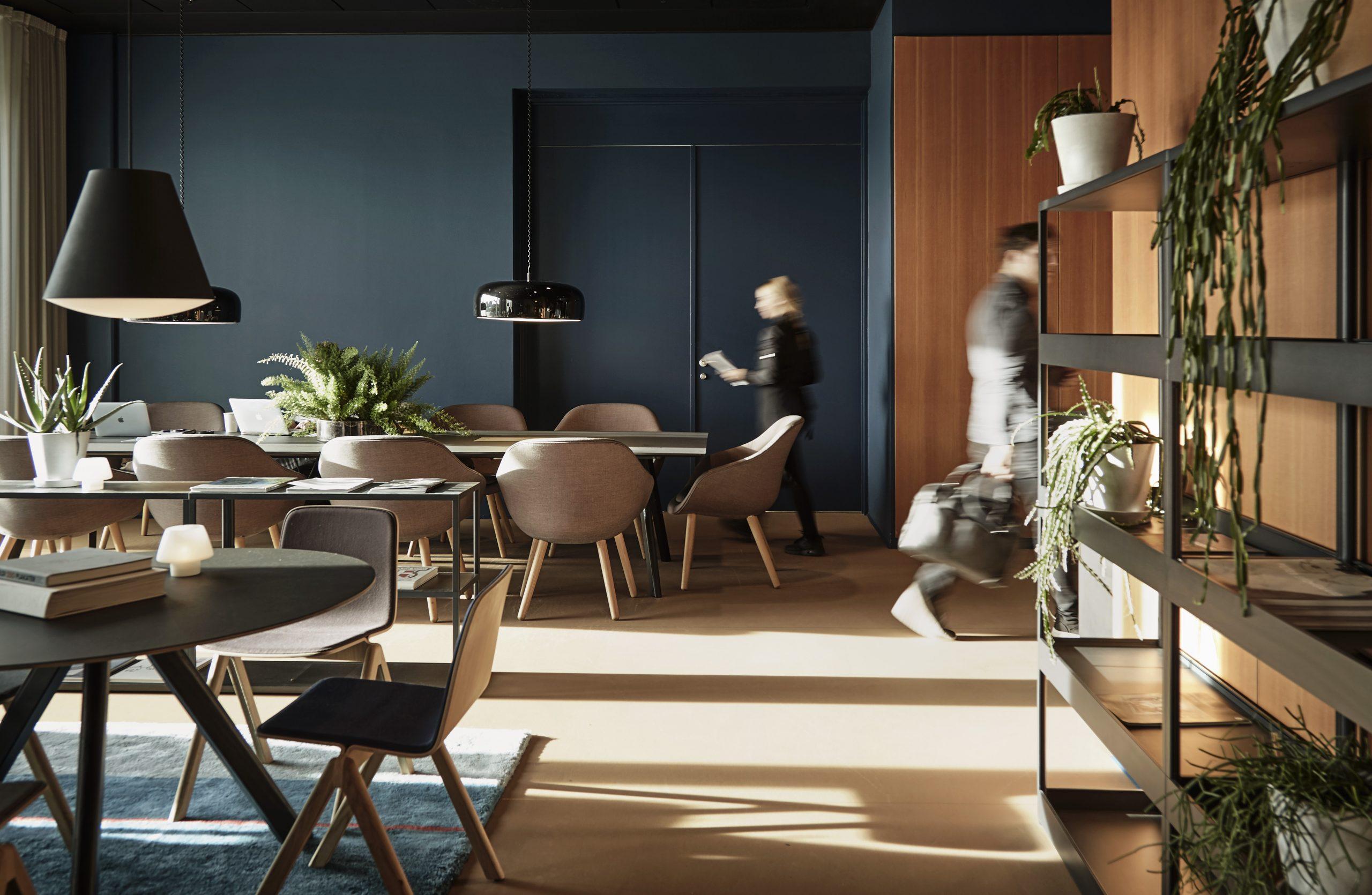 Aarhusregionen sætter fokus på mere bæredygtighed ved kommende konference. Arkivfoto fra Comwell-hotellet i Aarhus.