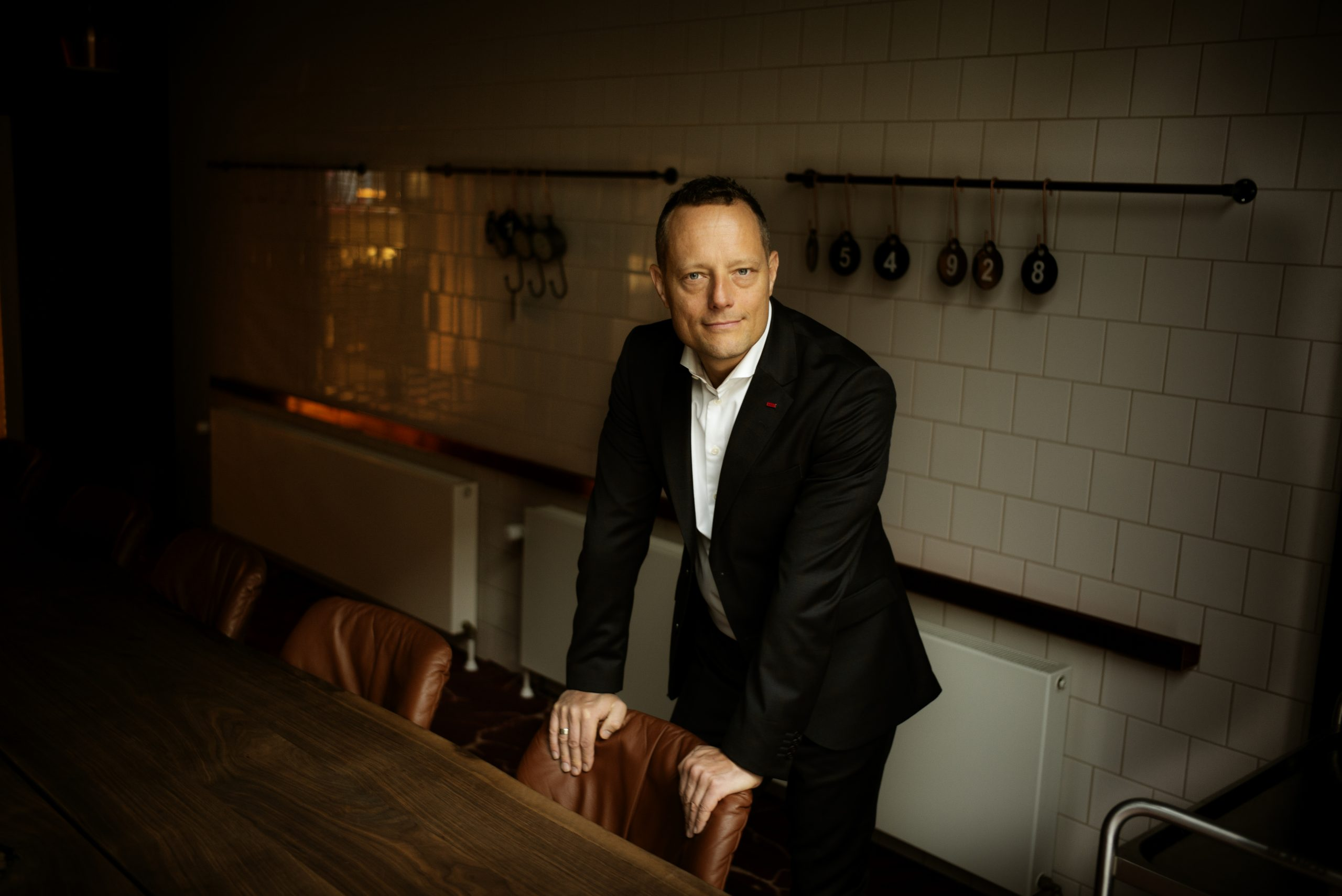 Fremtiden vil byde på flere leisuregæster og færre erhvervsrejsende, forudser Søren Faerber, administrerende direktør for Scandic Hotels i Danmark. Arkivpressefoto.