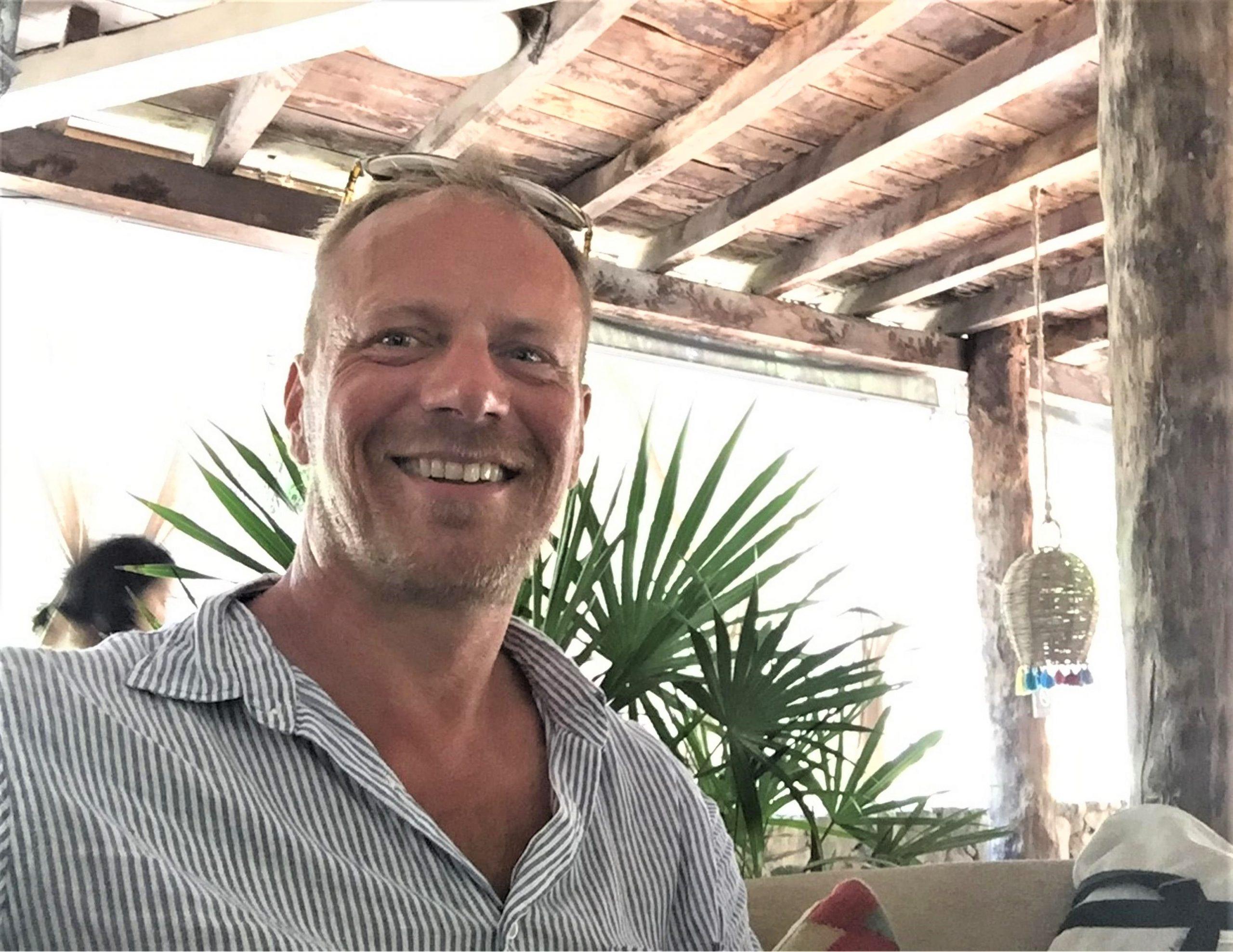 Med 26 års erfaring fra rejsebureaubranchen har Bo Frilund åbnet sit eget bureau med speciale i rejser i den dyre ende af skalaen. Privatfoto.