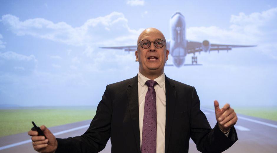 Henrik Specht, direktør for RID, Rejsearrangører i Danmark – charterselskabernes brancheforening. Arkivfoto: Lars Møller, Messecenter Herning.