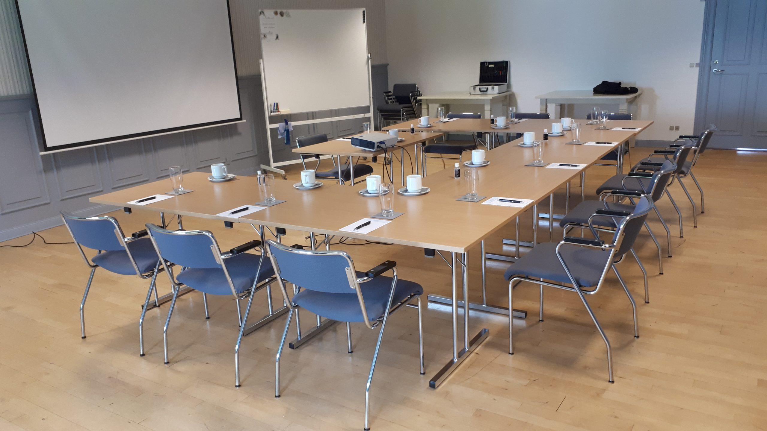 """""""Undervurder aldrig værdien af det unikke personlige møde,"""" lyder det fra Per Ankær, direktør for møde- og eventbureauet MCI Copenhagen. Arkivfoto: Henrik Baumgarten."""