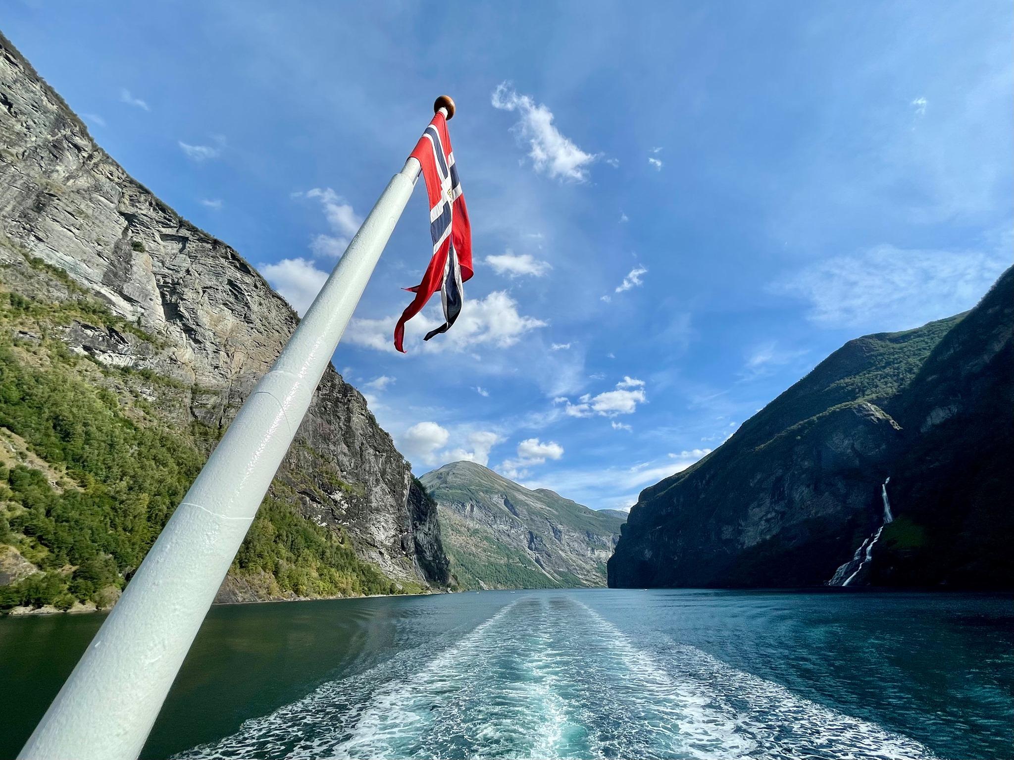 Norge åbner igen sine grænser. Dermed kan alle danskere som udgangspunkt rejse ind i Norge. Foto: Charlotte Beder.