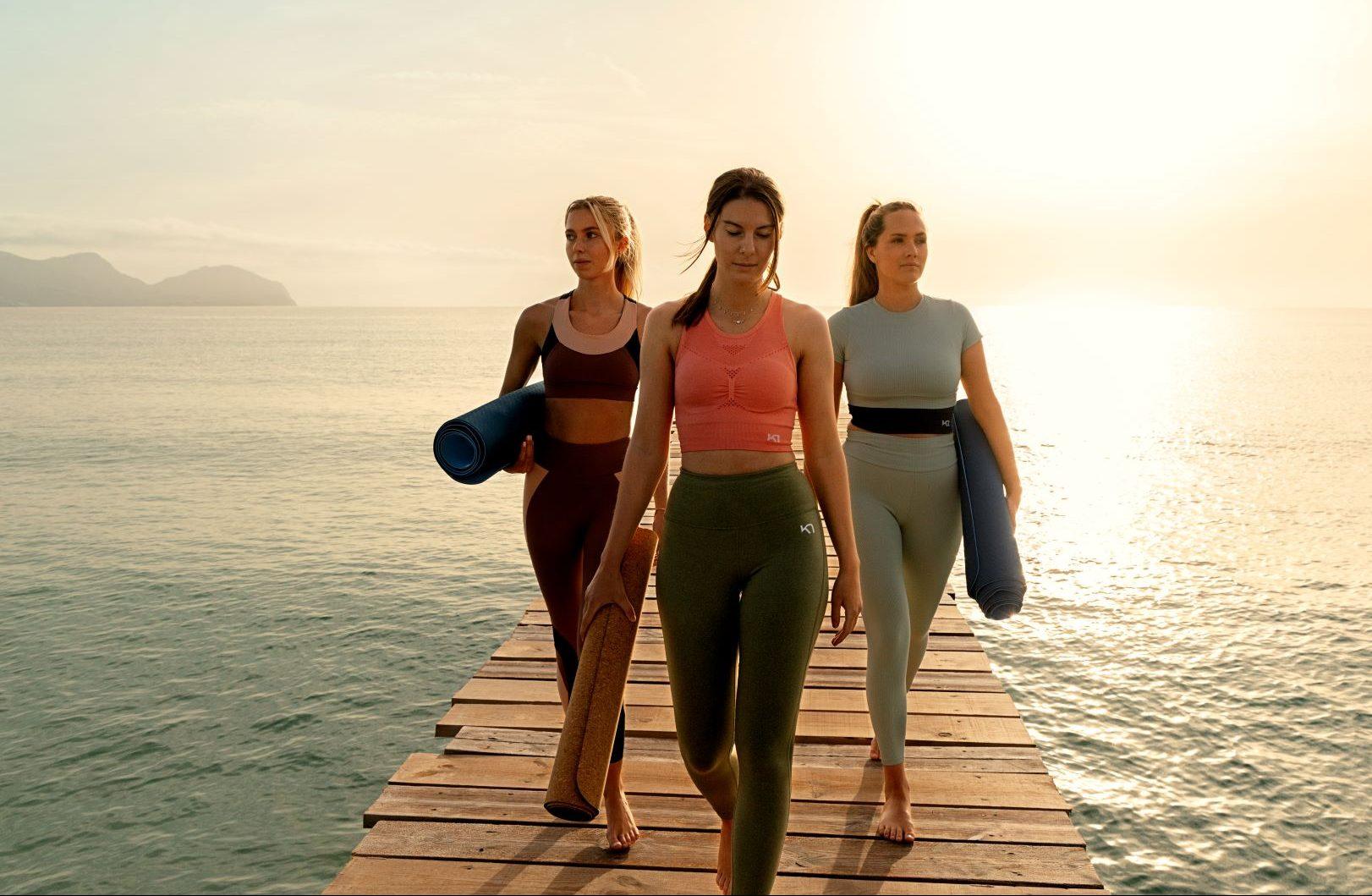 Spies ser stigende efterspørgsel efter træningsrejser med ferie eller en ferierejse med træning, det bestemmer gæsten selv. Pressefoto: Spies.