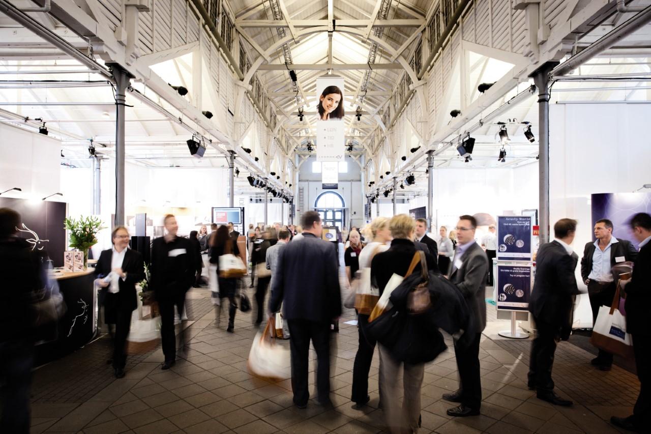 HORESTA holder i år sin årsdag i Øksnehallen i København. Arkivpressefoto: DGI Byen.