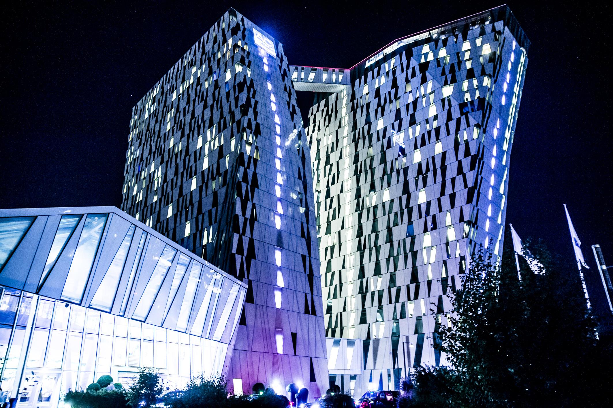 """""""Det bliver fantastisk igen at få lys og liv i de to tårne,"""" siger direktør for Hotel Bella Sky, billedet, og Copenhagen Marriott. Arkivfoto: Michael Stub."""