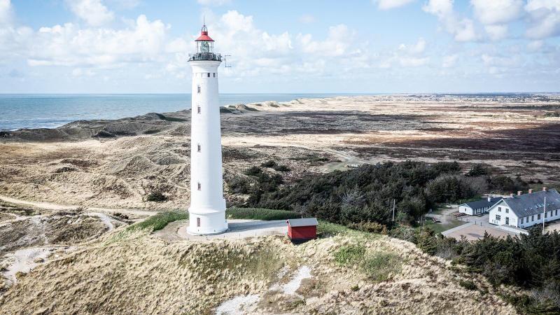 Turismen er en væsentlig drivkraft for udvikling af Vestkysten. Nu skal turismen i endnu højere grad have fokus på bæredygtig omstilling. Pressefoto: Dansk Kyst- og Naturturisme.