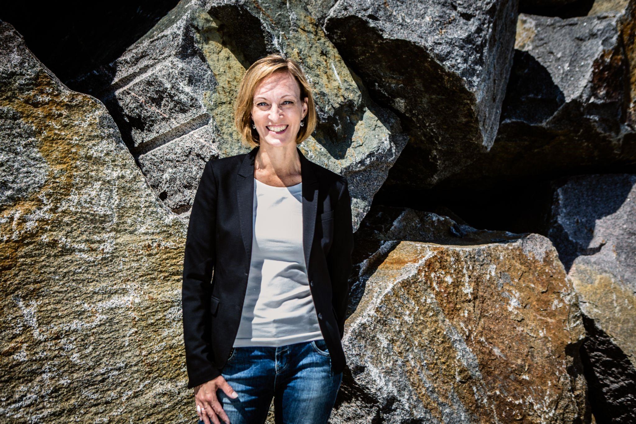 Pernille Kofod Lydolph, Danske Destinationers næstformand og til daglig direktør for Destination Bornholm, er nu konstituerede formand for brancheforeningen. 89 af Danmarks 98 kommuner er medlem af et destinationsselskab. PR-foto.