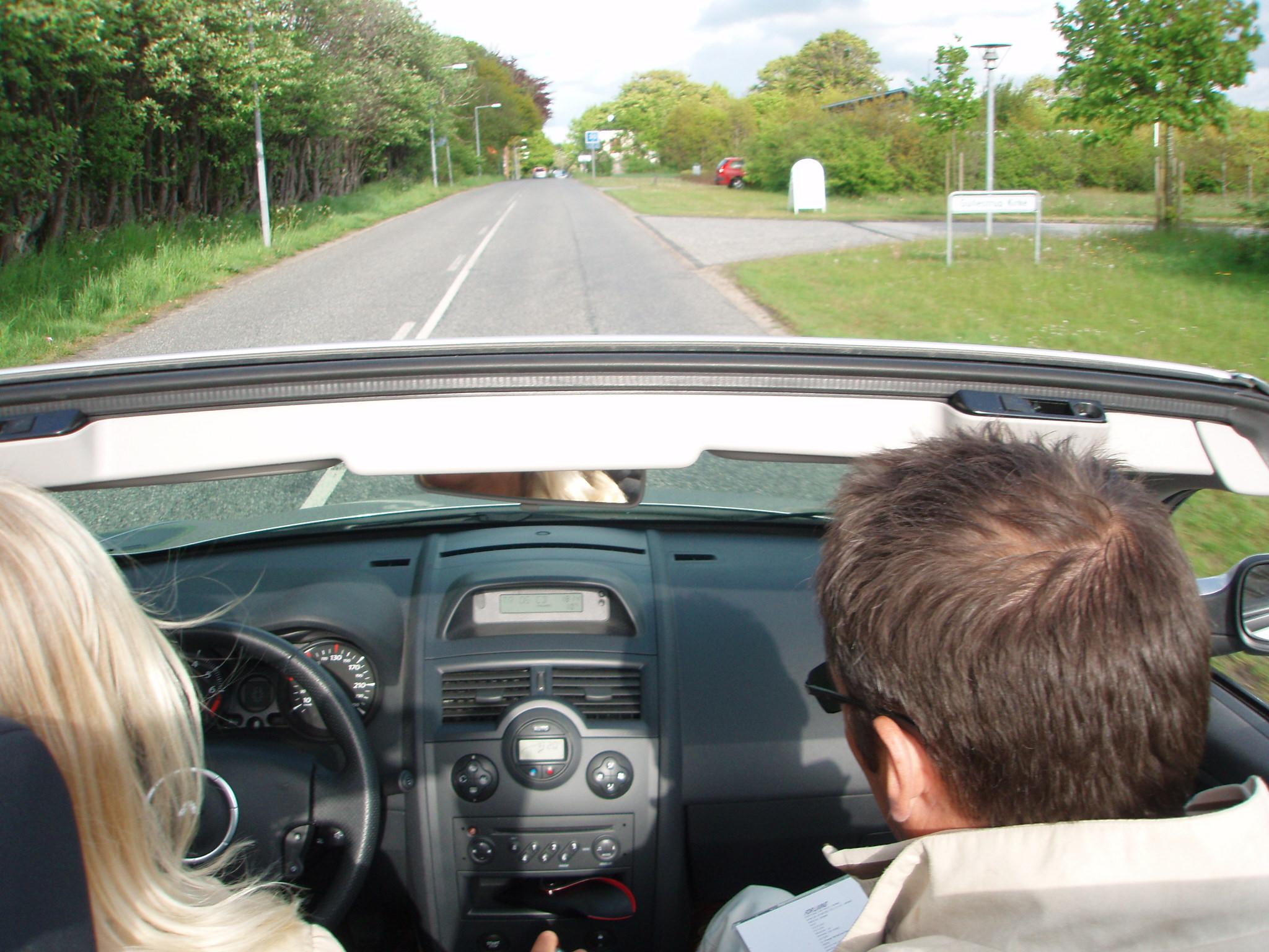 Danske turister bookede i sommer udlejningsbiler fra Avis Biludlejning i navnlig Sydeuropa. I Danmark var der flest bookinger af udlejningsbiler fra amerikanske turister. Arkivfoto: Henrik Baumgarten.