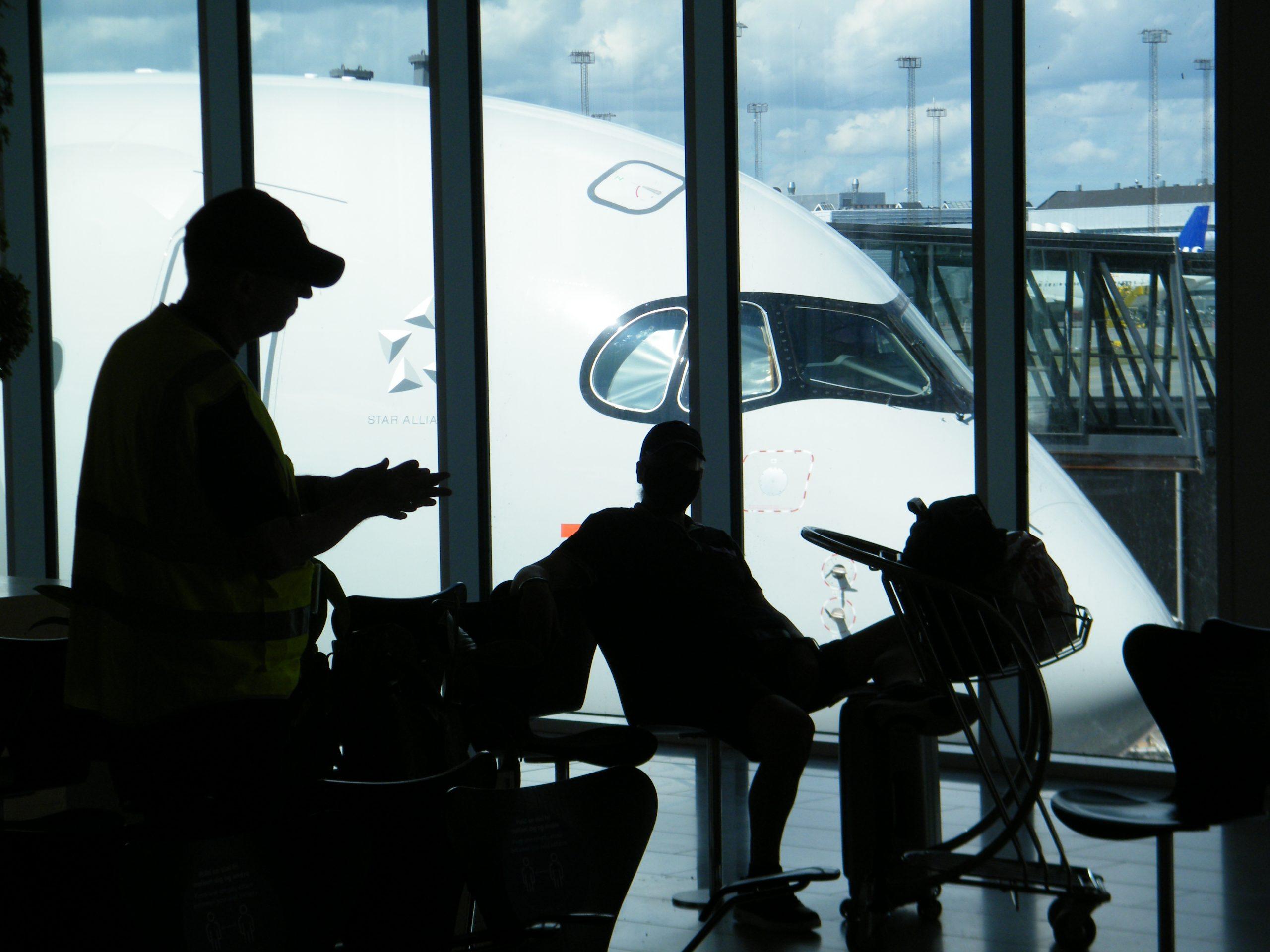 """Brancheforeningen Dansk Luftfart ønsker mere genåbning i de danske rejsevejledninger, herunder at kategorien """"skraveret orange"""" udfases. Arkivfoto: Henrik Baumgarten."""