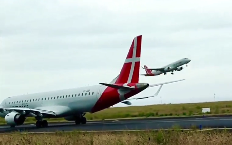 Great Dane Airlines er gået konkurs, det rammer flere danske rejsebureauer. Arkivfoto fra Great Dane Airlines.