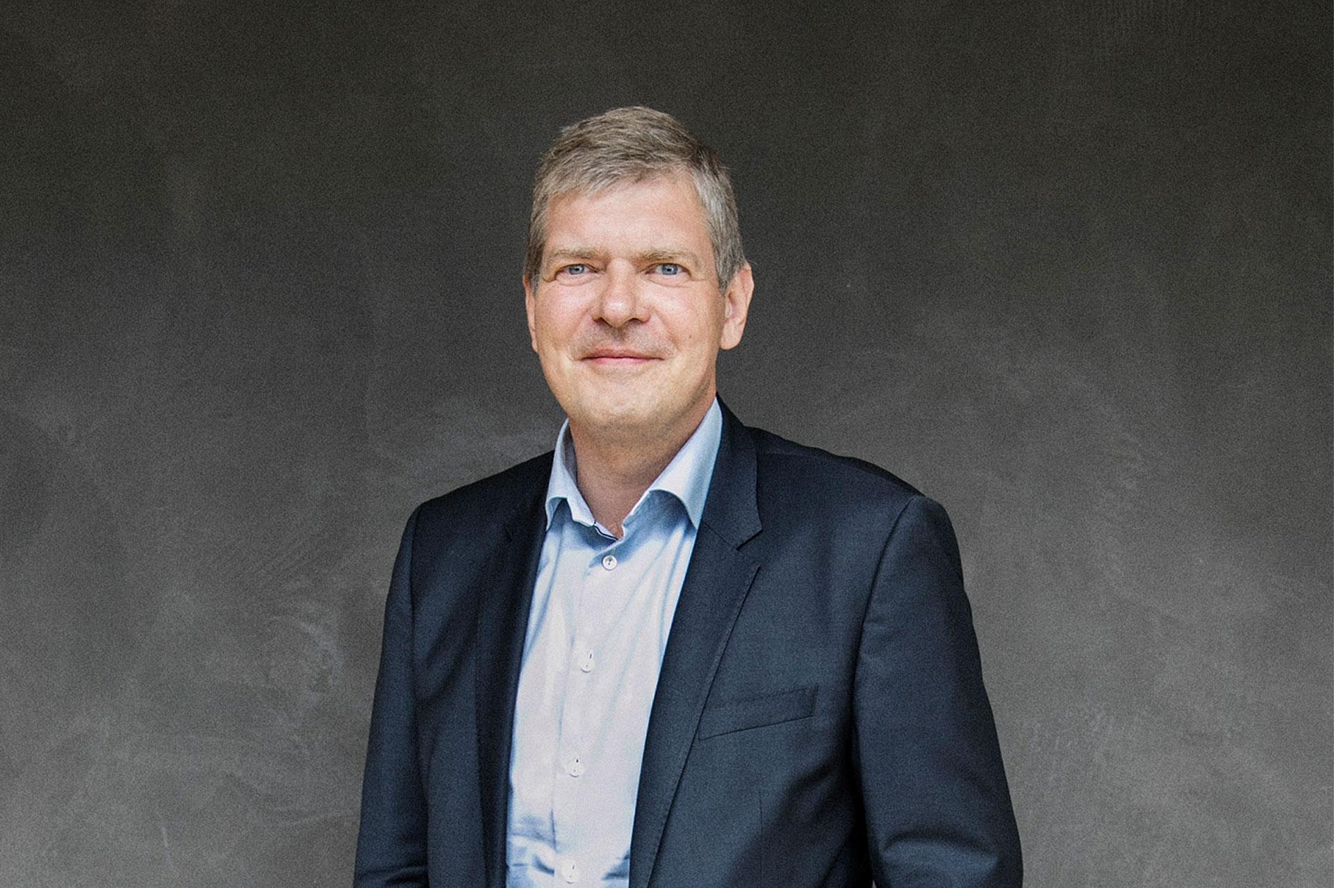 """HORESTA's kommende nye administrerende direktør, Jannick Nytoft, er hentet uden for hotel- og restaurationsbranchen. """"Jeg ser mange muligheder for at udvikle organisationen yderligere,"""" siger han. Foto via HORESTA."""