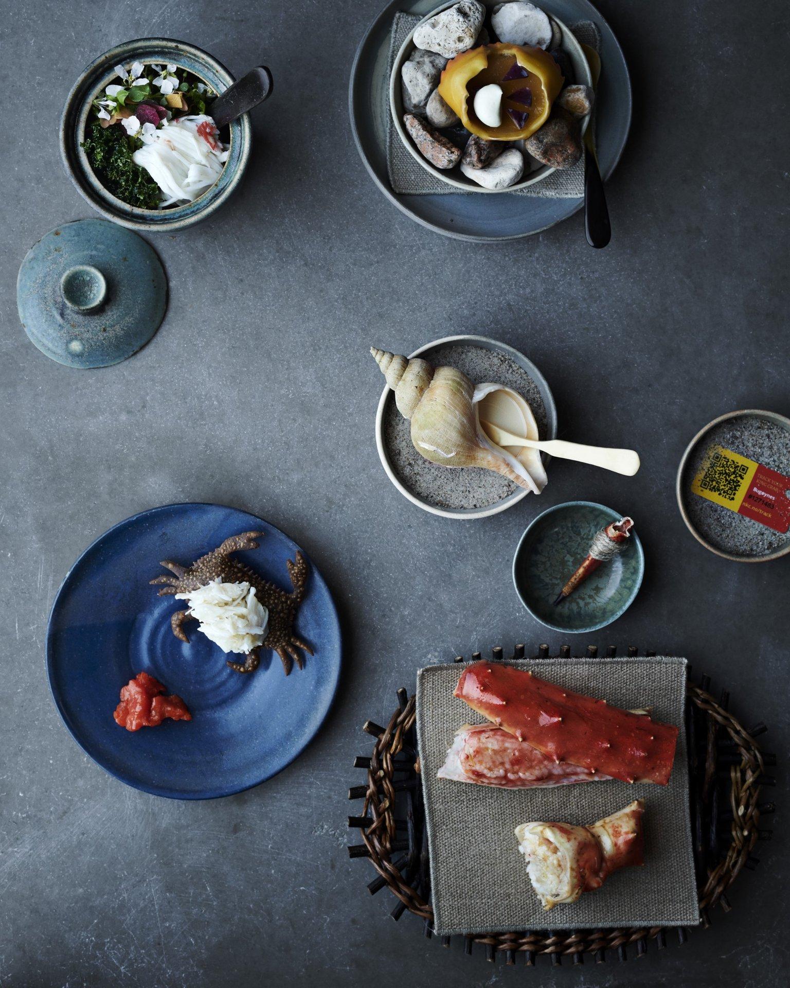 Noma – en sammentrækning af ordene Nordisk Mad – er kåret som verdens bedste restaurant. Klik for at se hele billedet. Arkivpressefoto for Wonderful Copenhagen: Ditte Isager.