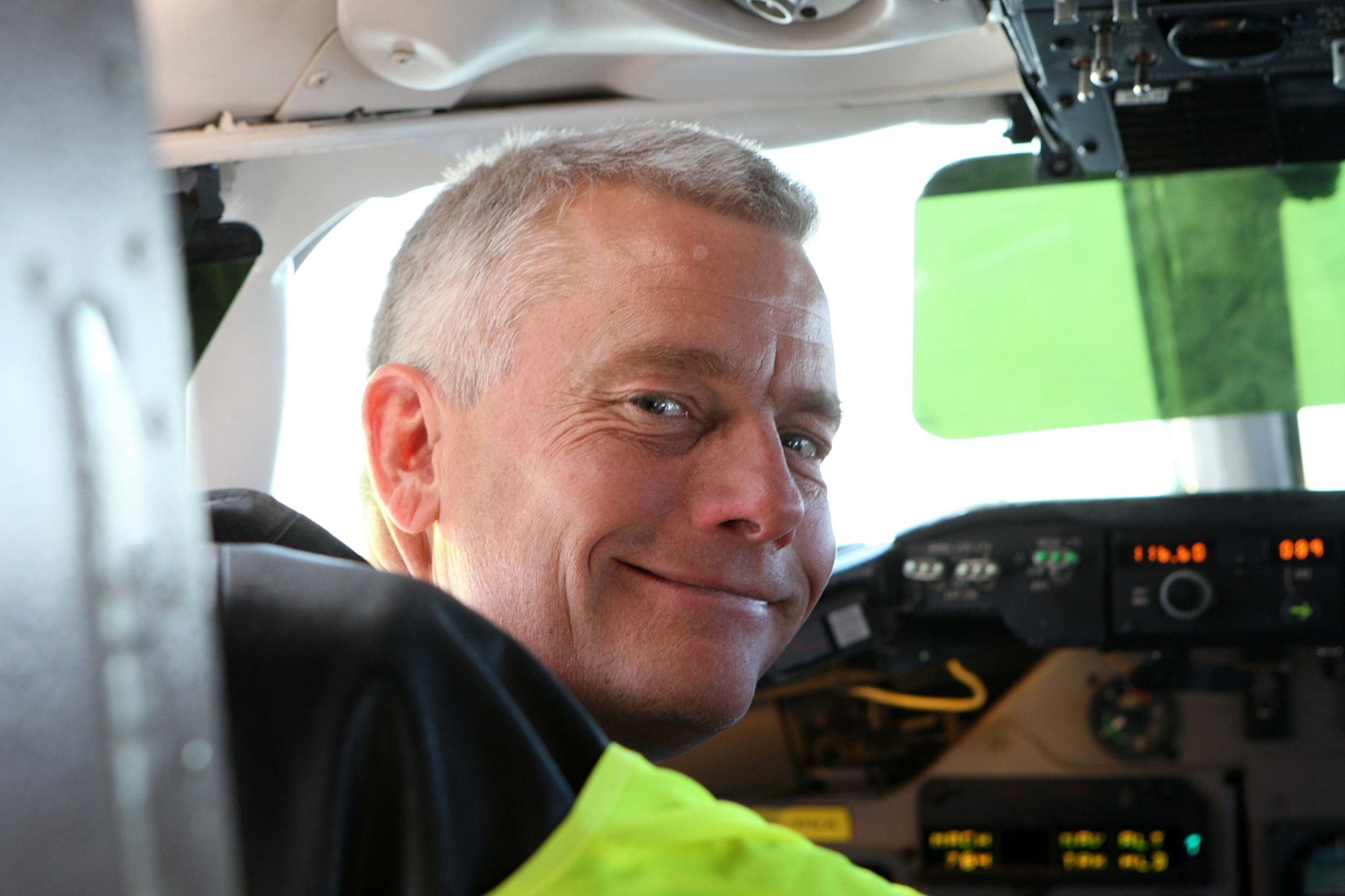 Jesper Rungholm, adm. direktør i Danish Air Transport.