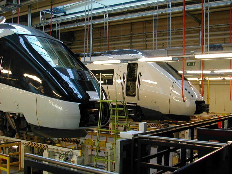DSB skal udskifte de udskældte IC-4 tog med eldrevne tog.